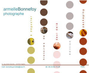 Armelle Bonnefoy photographe site Internet